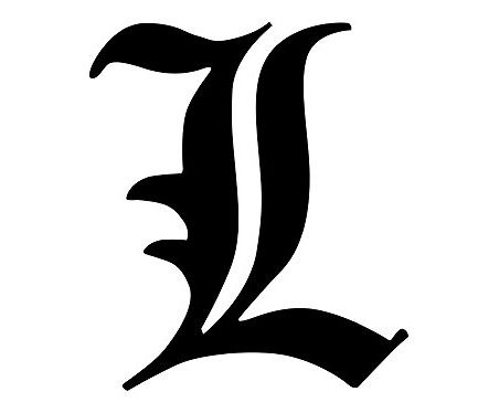 l (death note) - wikipedia, the free encyclopedia | death note
