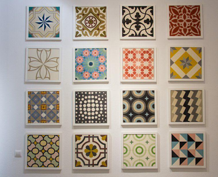 Carreaux de ciment Mosaic del Sur, mais aussi granito décoratif et ...