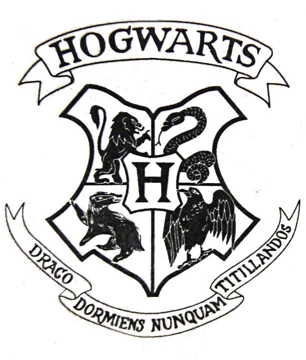 Hogwarts Svg Letter 16 Harry Potter Letter Hogwarts Hogwarts Crest