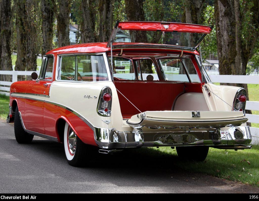 Chevrolet Bel Air 1956 Chevrolet Bel Air Chevrolet Station Wagon Cars