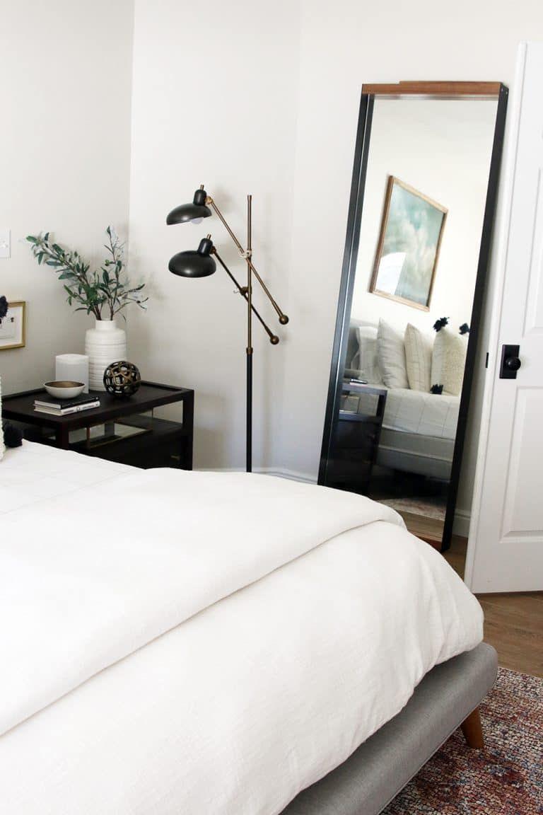 Voice-Enabled Lighting For the Bedroom - Chris Loves Julia