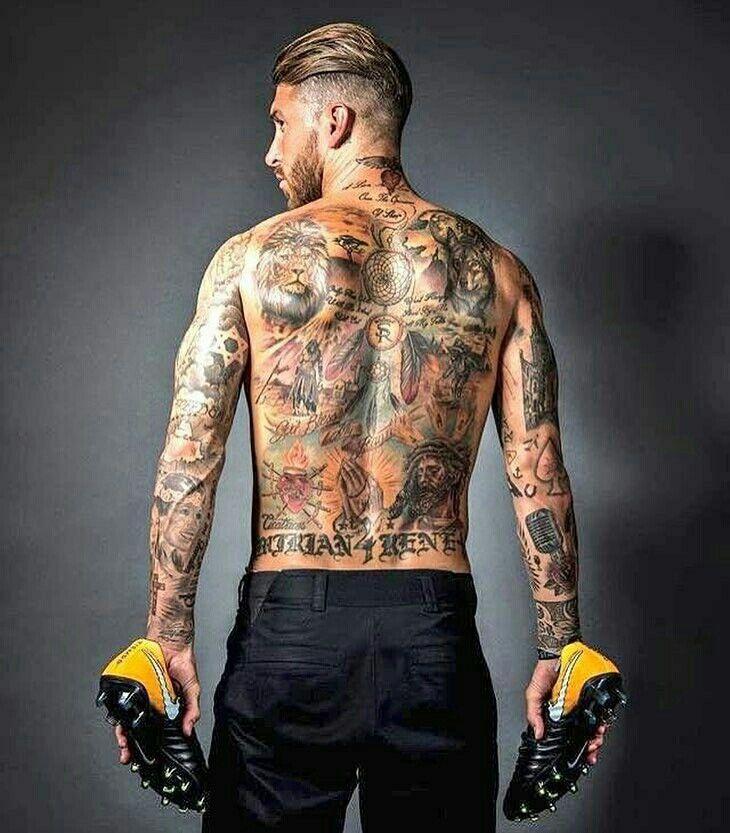 83adbdc136bd9 Sergio Ramos Nike