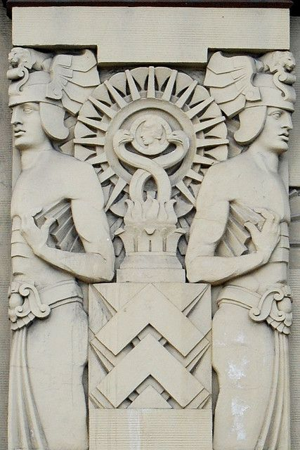 art deco relief art deco pinterest いい