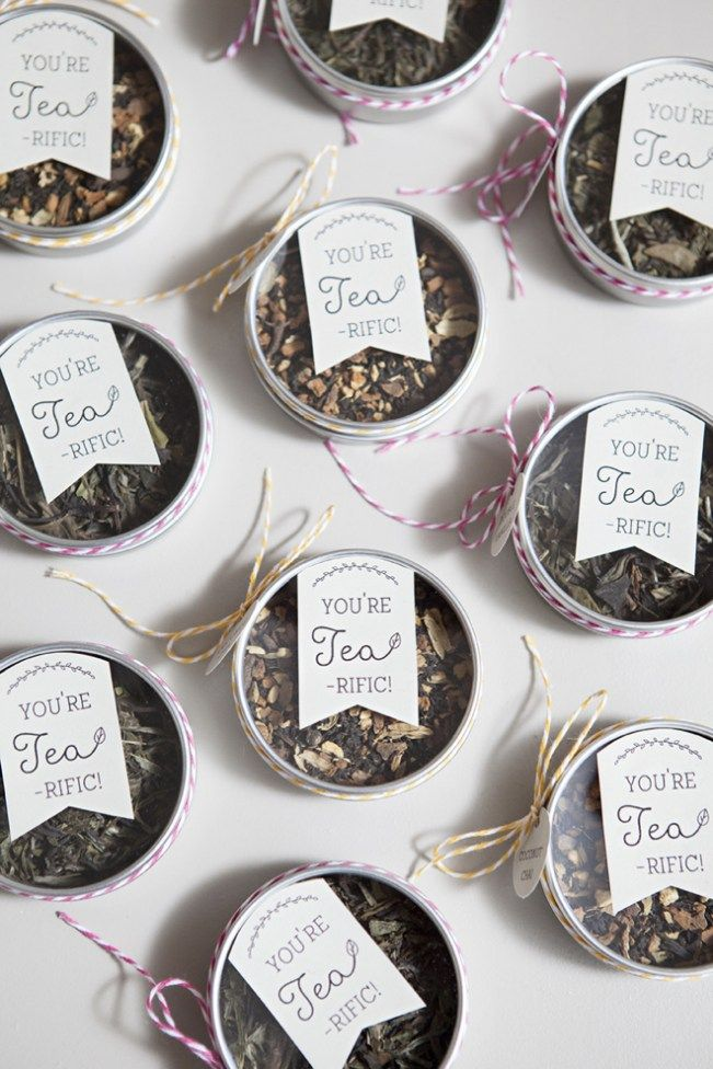 Learn how to make these darling tea wedding favors! | Tea wedding ...