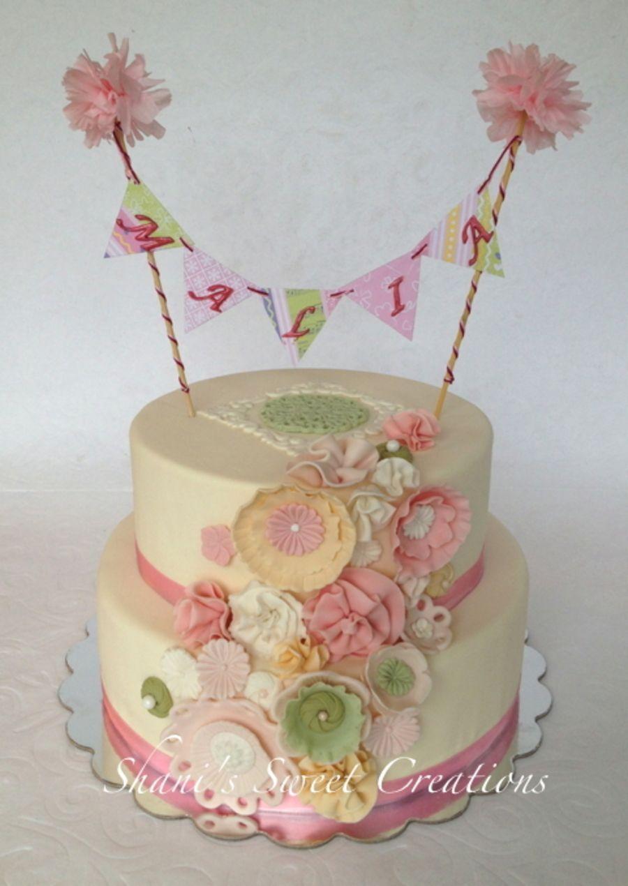 logo cake design gratuit birthday cake for 2 year old girls - Google Search