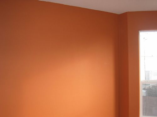 Benjamin Moore Sienna Clay Possible Kitchen Color