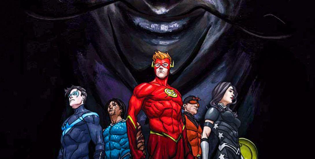 DC Comics Pull Box For 9-28-16