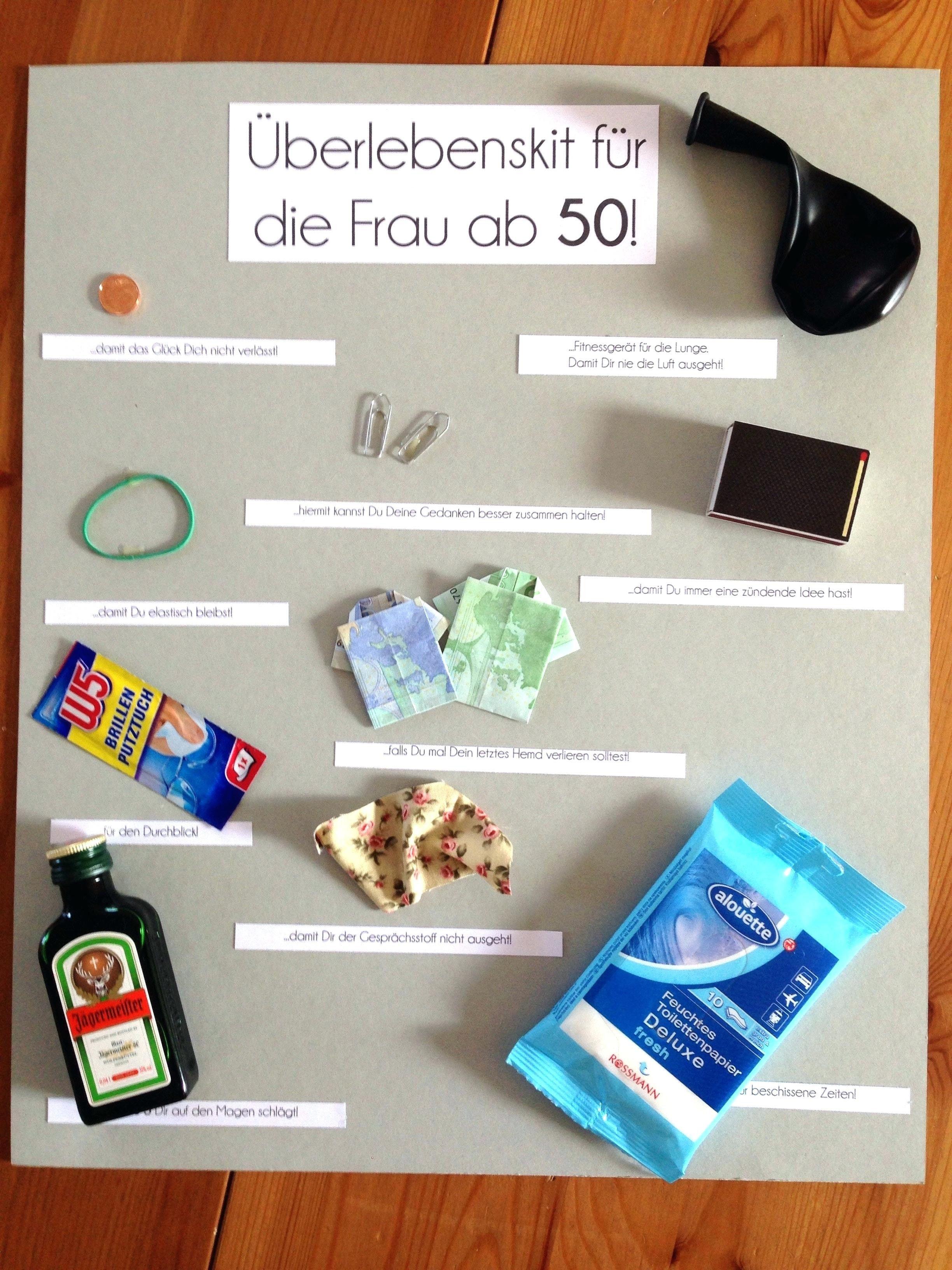 Pin Von Erika Mair Auf Ilse 50iger Geschenkideen Zum 50