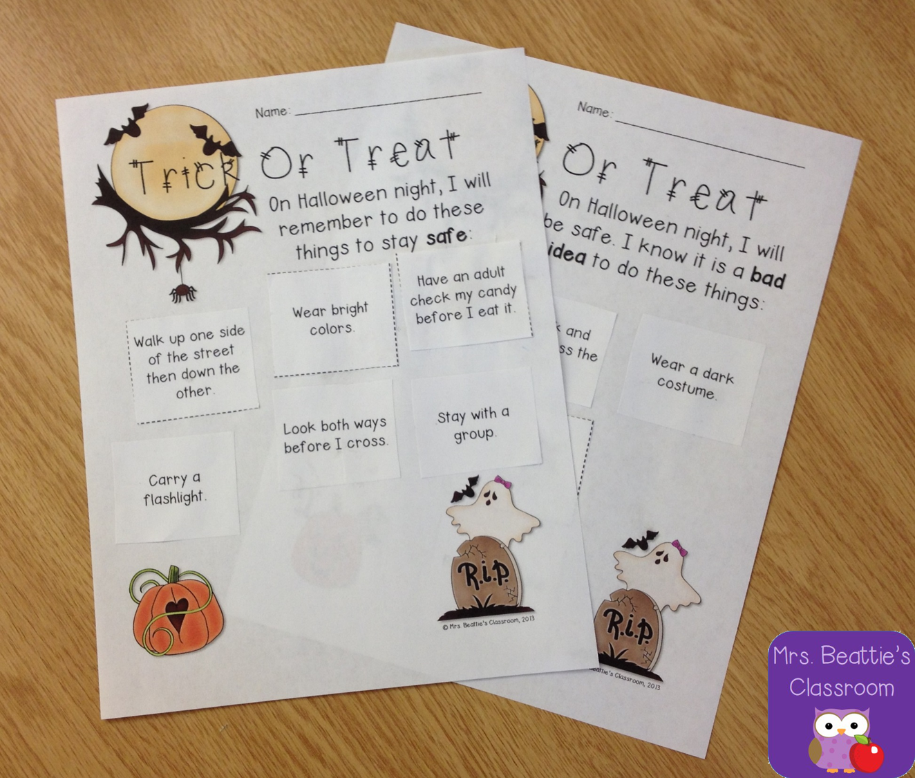 How To Promote Halloween Safety With Your Students