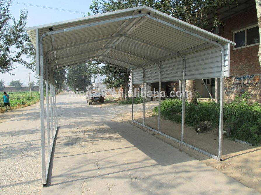 carport camping car metal elegant carport tent portable. Black Bedroom Furniture Sets. Home Design Ideas