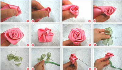 Como Se Hace Una Rosa
