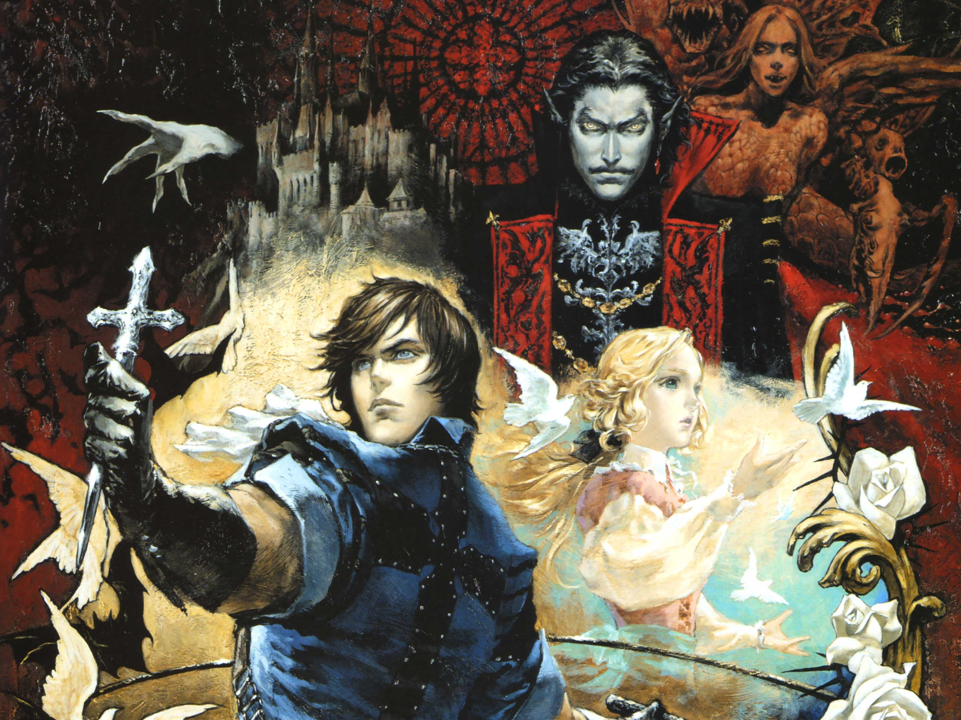best castlevania wallpapers images on pinterest | wallpapers for