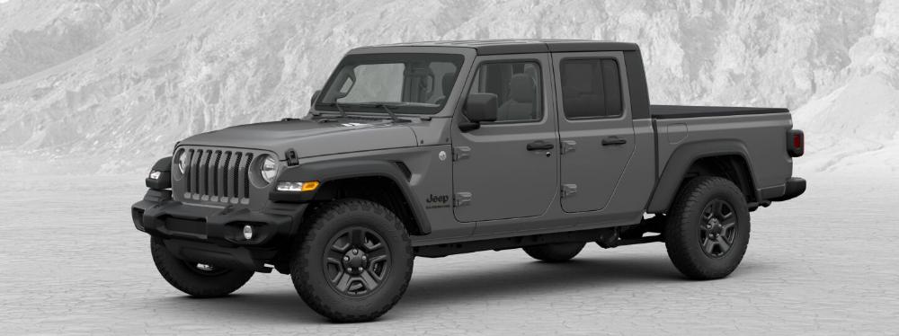 2020 Jeep Gladiator Sport 4x4 Jeep, Jeep gladiator, Jeep suv