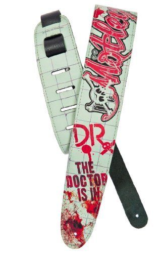 Planet Waves Motley Crue Guitar Strap Dr Feelgood By Planet Waves 24 91 From The Manufacturer Clas Motley Crue Guitar Strap Classic Artwork