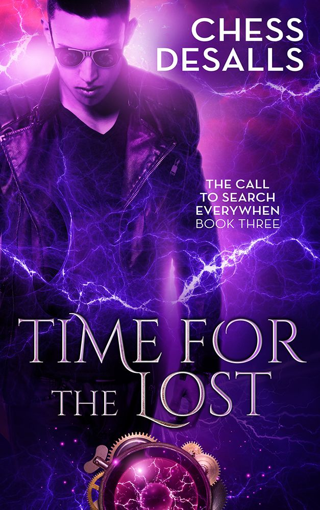 The Antrim Cycle: Cover Reveal: Time for the Lost by Chess DeSalls