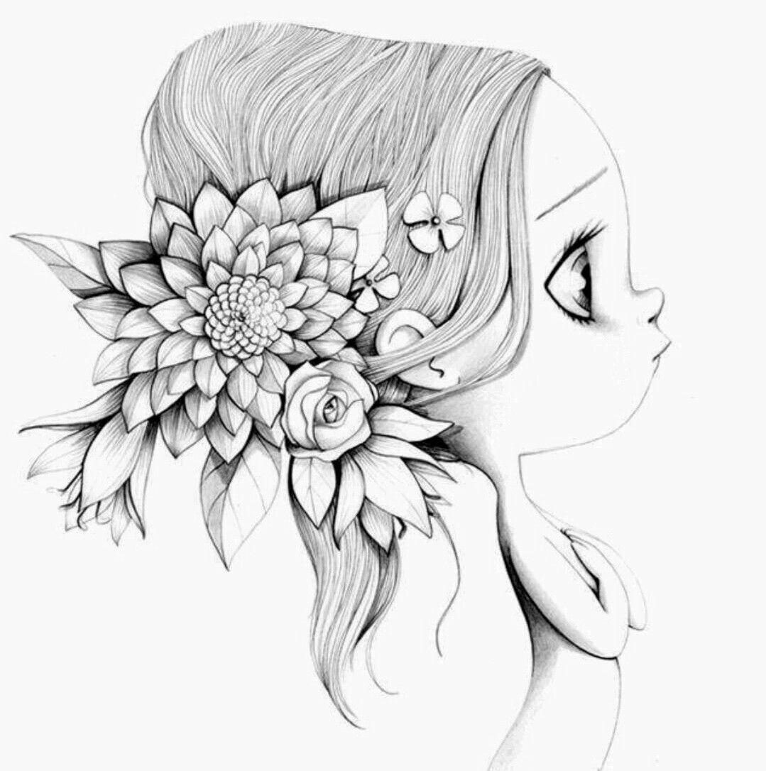 pin juut veldmuis op flower kleurplaten