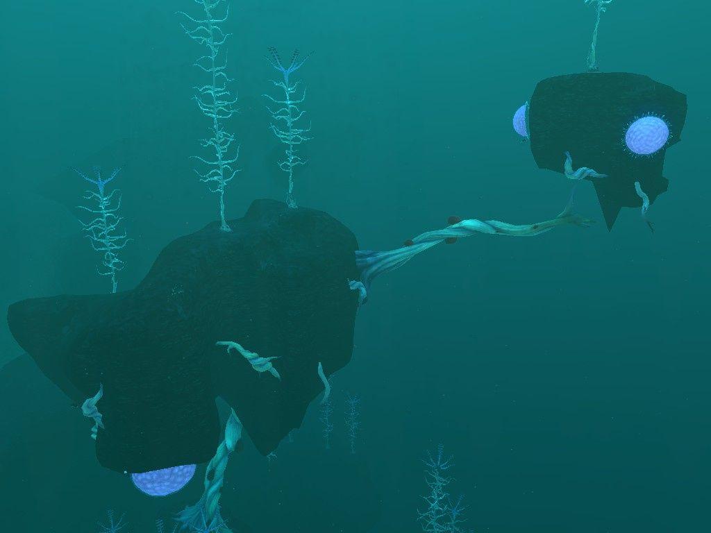 Steam Community Screenshot Floating Islands In The Blood Kelp Zone Subnautica Alizzay