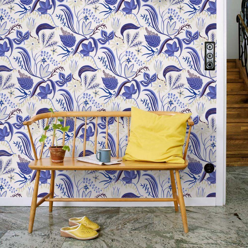 Fabriquer Meuble Salle De Bain Beton Cellulaire ~ S R Light Blue Wallpaper From Sand Berg Tile And Wallpaper