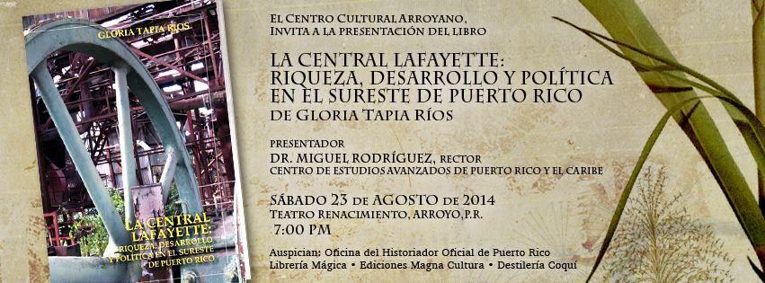 Historia de la Central Lafayette