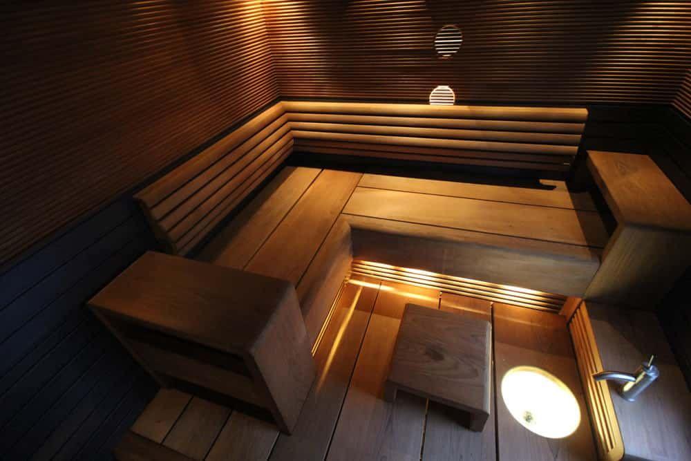 Galleria, saunat 28