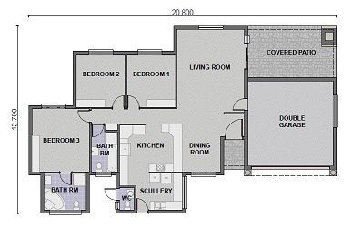 The 25 best House plans south africa ideas on Pinterest Single