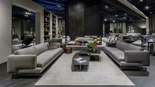 Natuzzi Mobili ~ Tempo sofa design by natuzzi at salone internazionale del