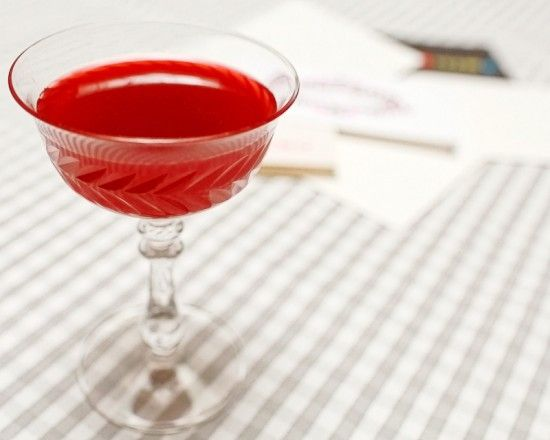 Cocktail Fridays: The Love Letter
