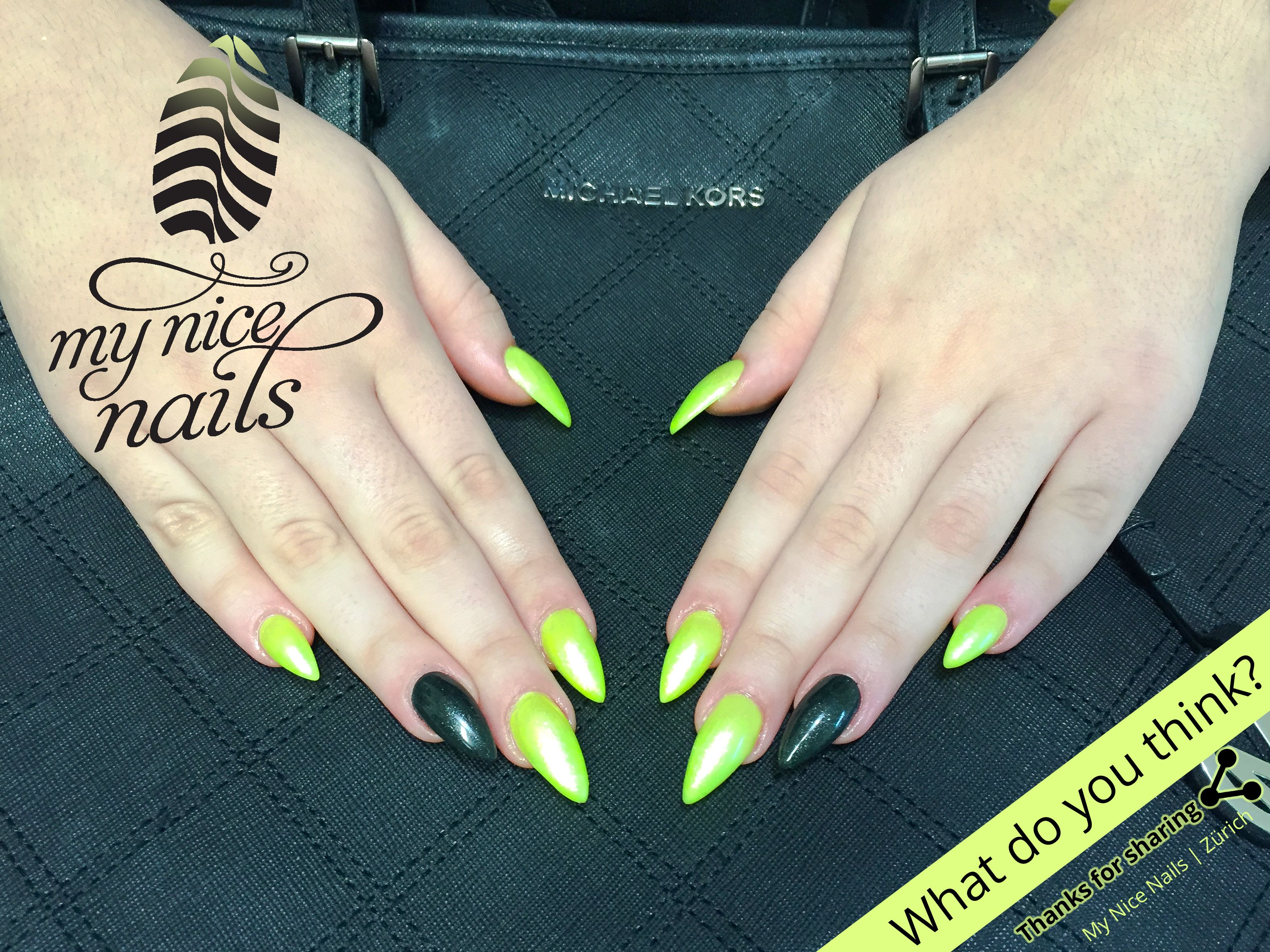 Lucent Brilliance – Nail Design | Nail Art by My Nice Nails ...