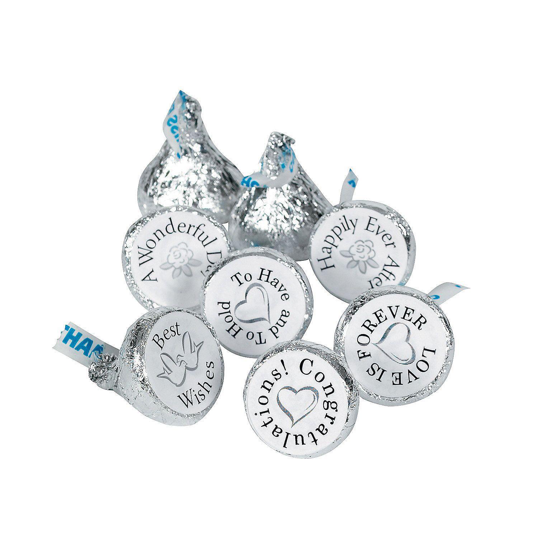 Mini Chocolate Wedding Stickers - OrientalTrading.com 12.00/20 sheet ...