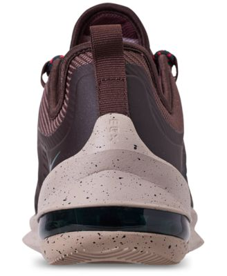 pretty nice dab29 d5ef9 Nike Men s Air Max Axis Premium Casual Sneakers from Finish Line - Brown 8.5