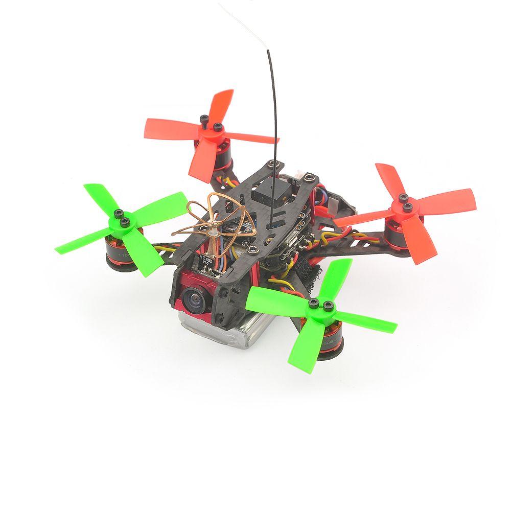 Eachine Aurora 100 100 Mm Mini Sin Escobillas Fpv Racer Rc Drone Bnf Con F3 Osd 10a Dshot600 5 8g 25mw 48ch Fpv Drone Racing Fpv Racing Drone