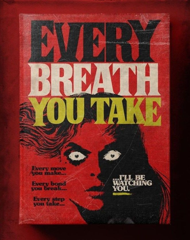 Famous Love Song Lyrics Reimagined As Stephen King Book Covers