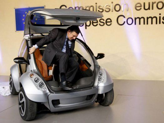 Foldable Car Projekte