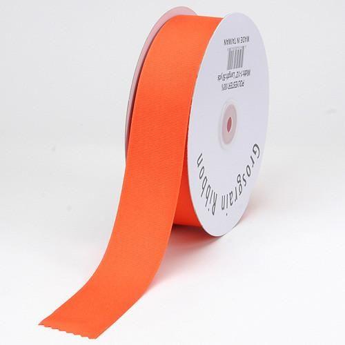 Wedding Favor Crafting Ribbon 1//4 Inch X 50 Yard Grosgrain Plain Ribbon Party