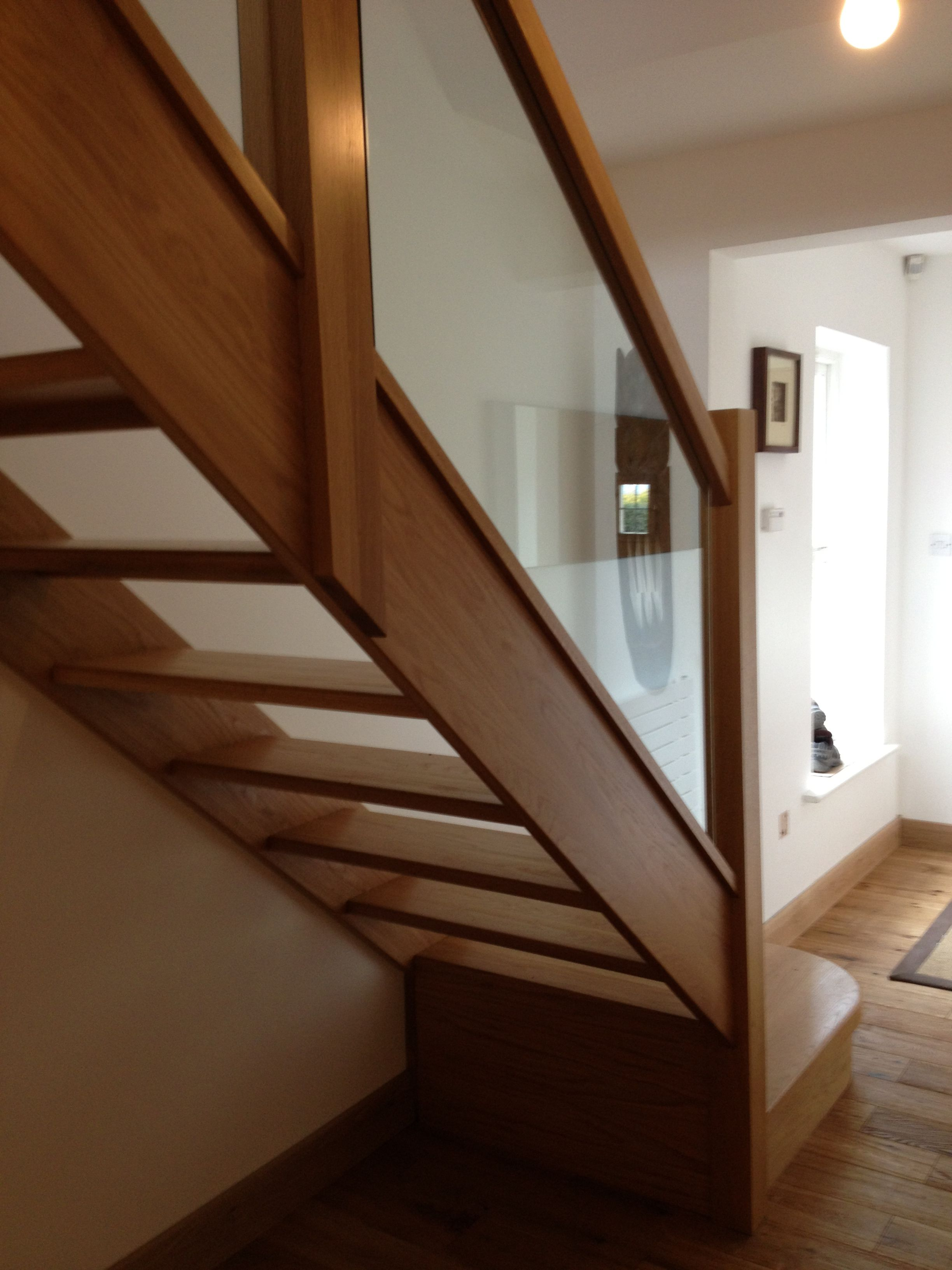 Best I Like The Scale Of The Wood Newel Posts And Railing It 640 x 480