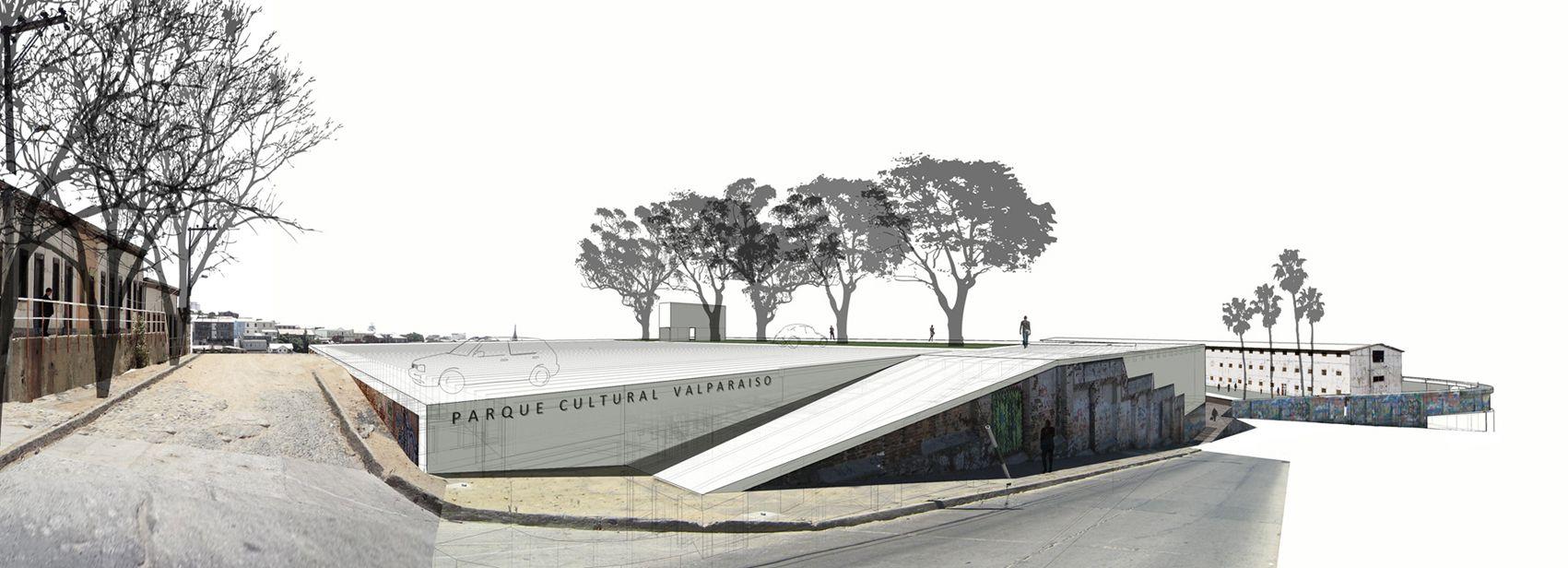Concurso Parque Cultural Valparaíso: Proyectos seleccionados
