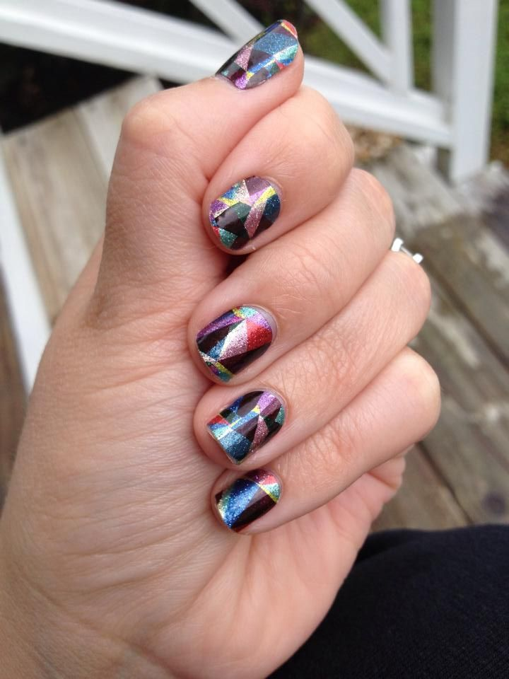 Jamberry Nails - Crash Art | Nail ideas - Jamberry and others ...