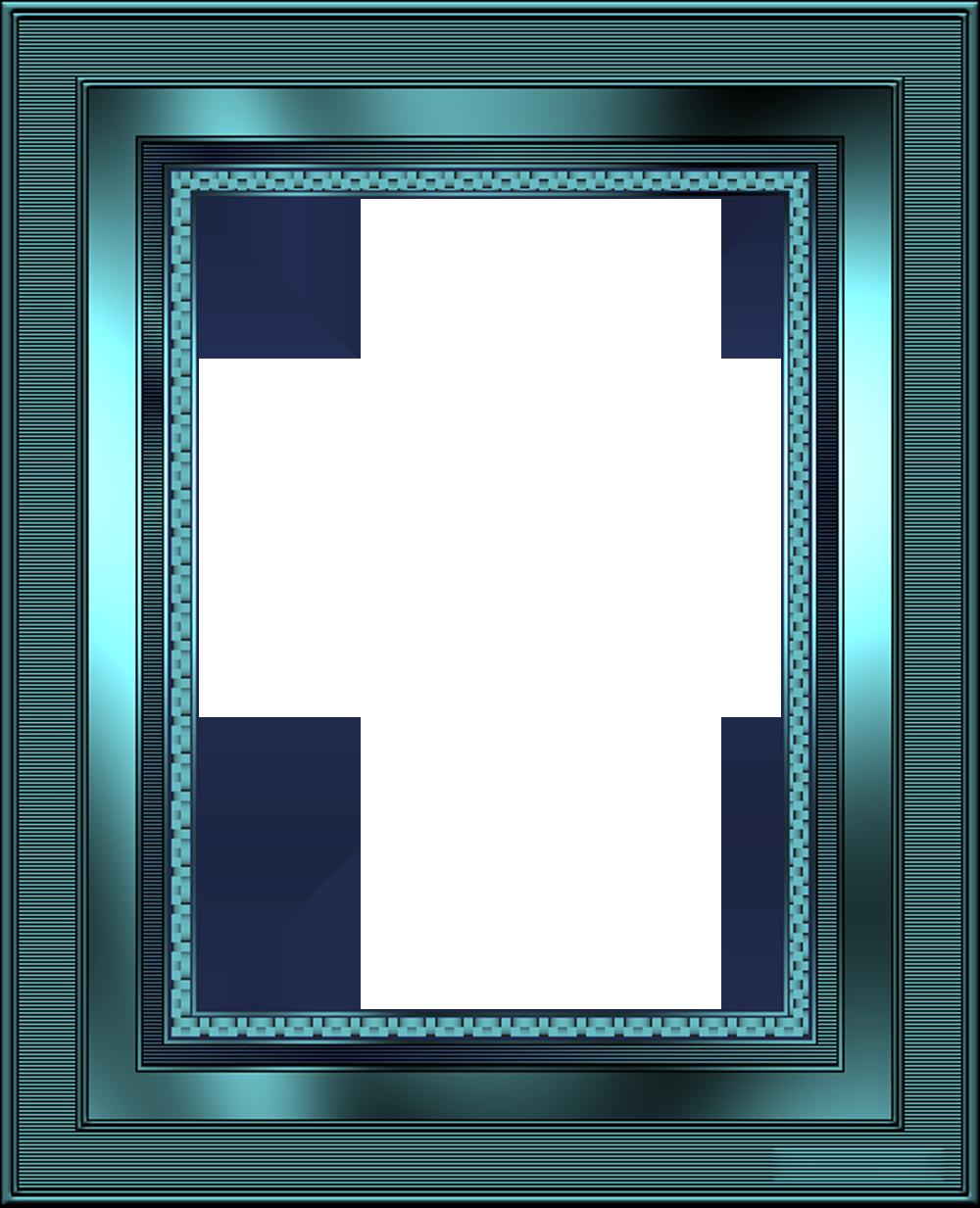 Blue+frames+%285%29.png (1000×1233) | Frames | Pinterest
