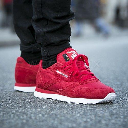 Buty Reebok Classic Leather Cordua Sneakers Men Fashion Reebok Classic Sneakers Reebok Shoes