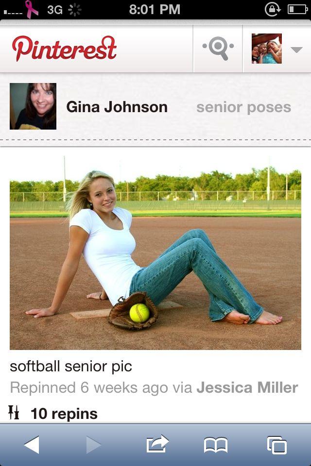 Senior Softball Picture