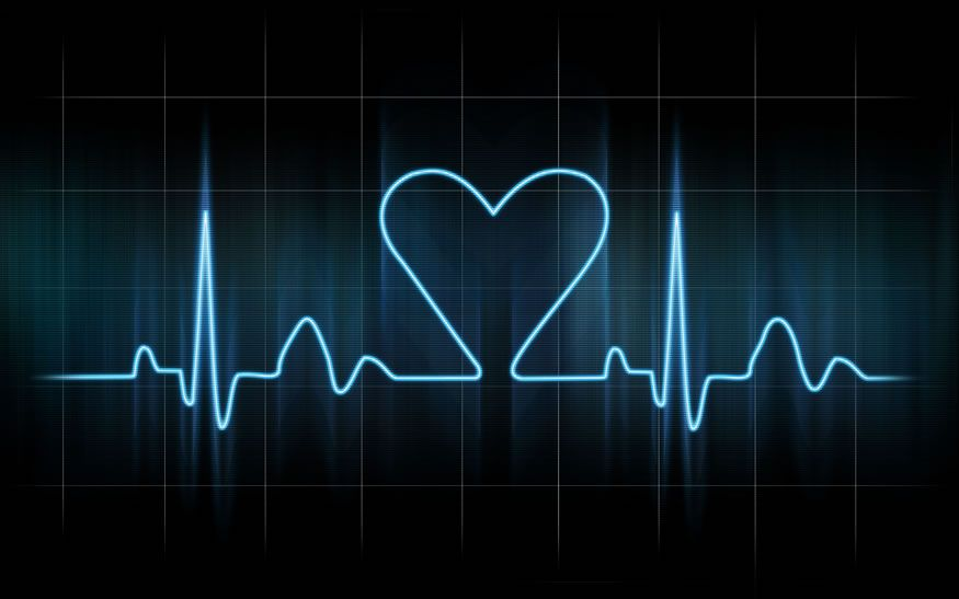 Heartbeat Line Art : Heart rate workouts that make time on the treadmill fly by hail