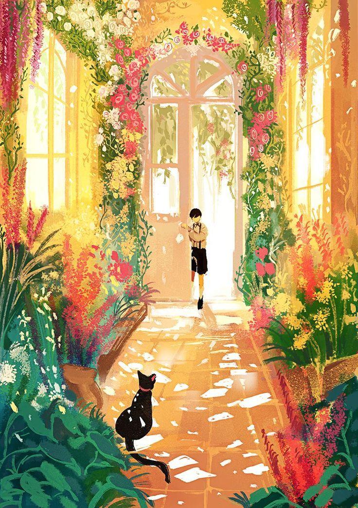 홍단 on Twitter Aesthetic art, Fantasy art, Art inspiration