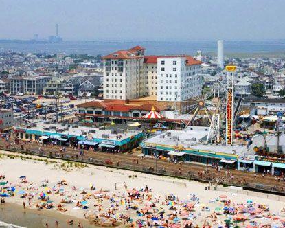 Ocean City New Jersey Hotels Beachfront Hotels In Ocean City Nj Ocean City Hotels Ocean City Ocean City Nj
