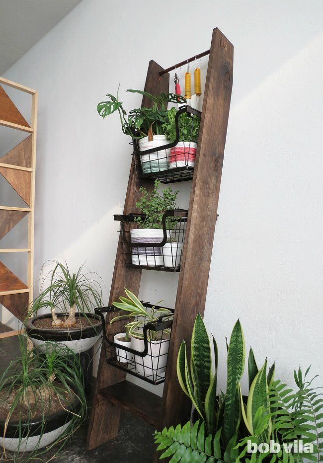 DIY Lite: A Space-Saving Solution for Any Indoor Garden