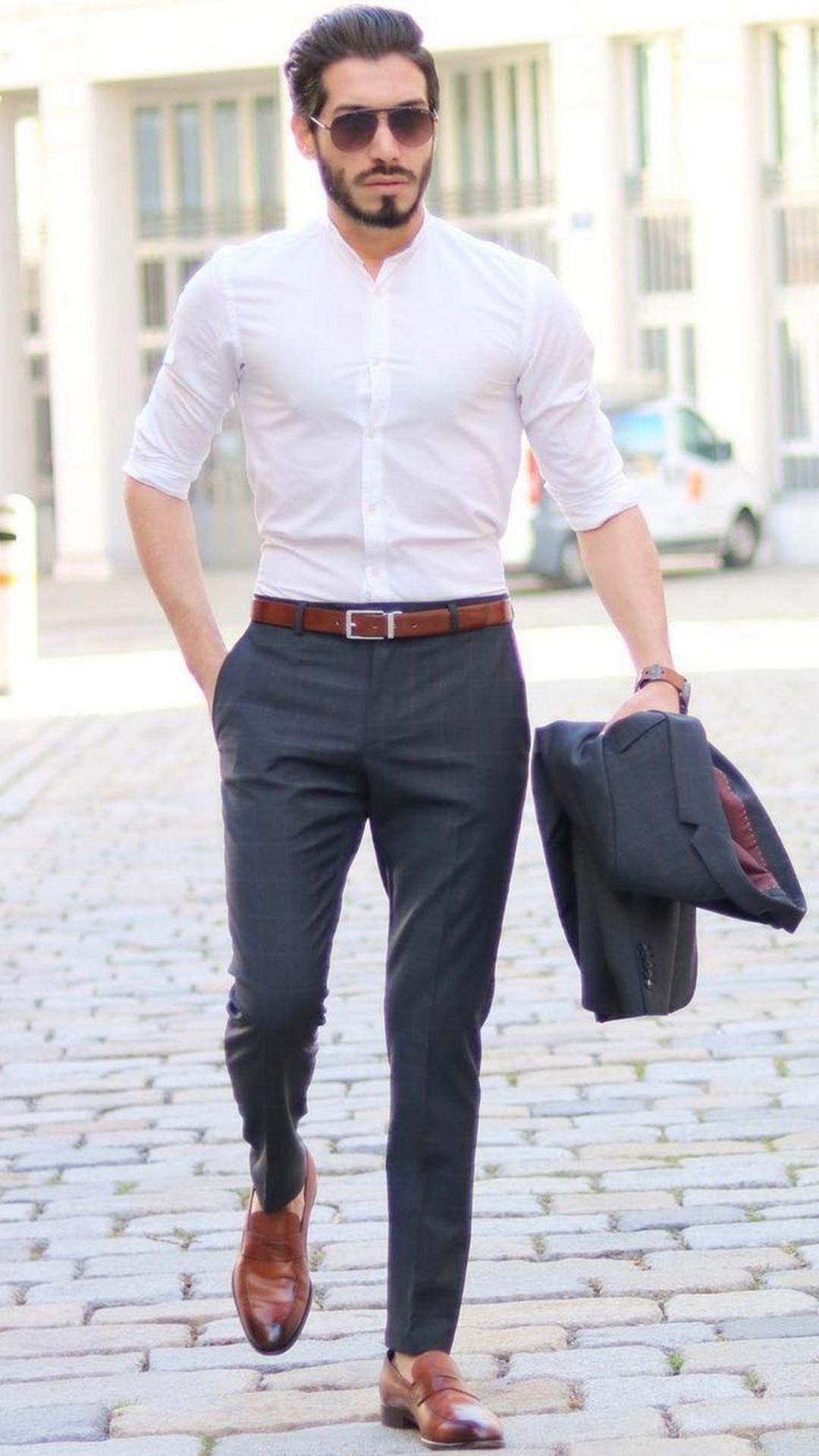 Formal men outfit, Mens pants fashion