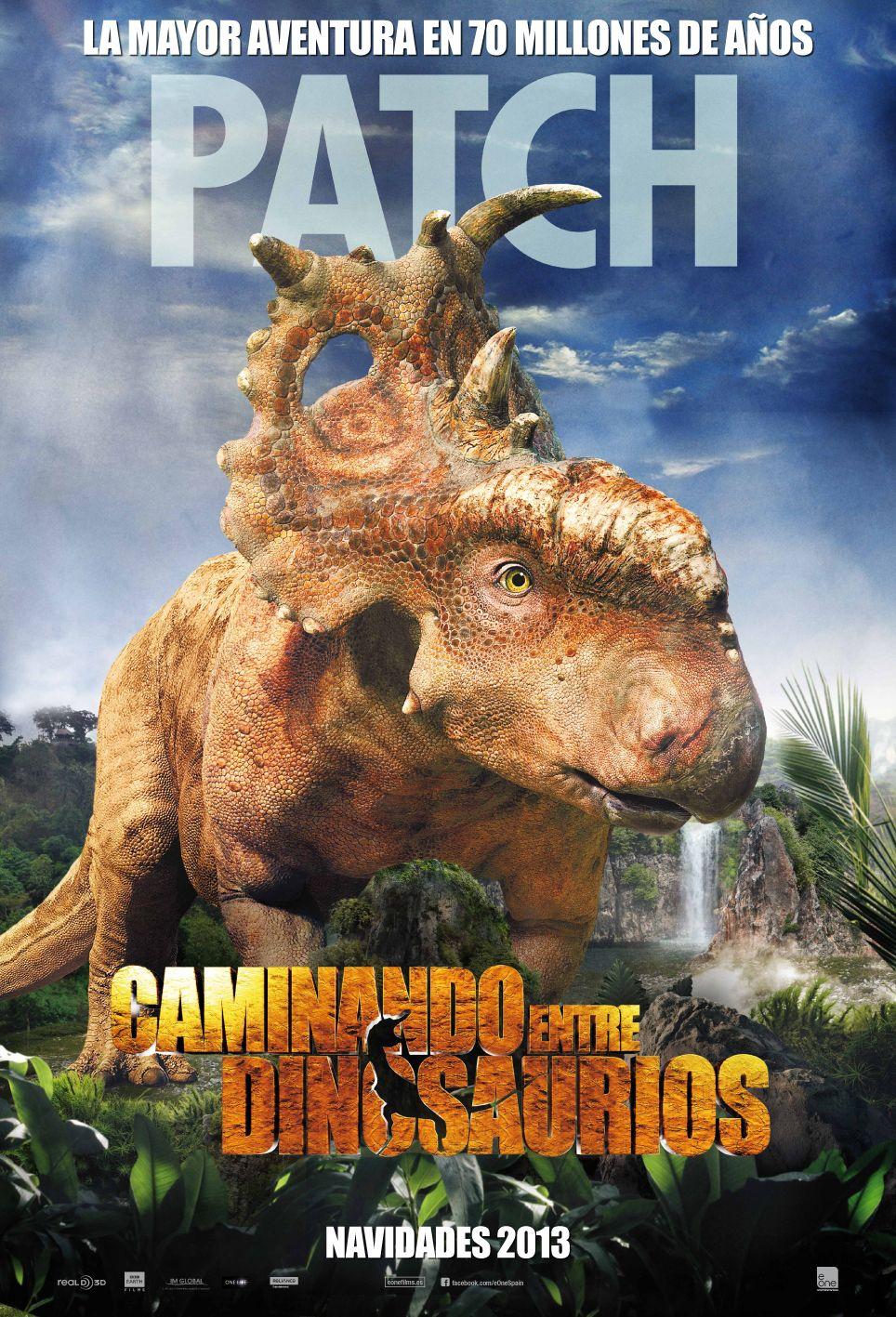 Pin By Nuestros Comics On Carteles Caminando Entre Dinosaurios Walking With Dinosaurs Movie Posters Dinosaur