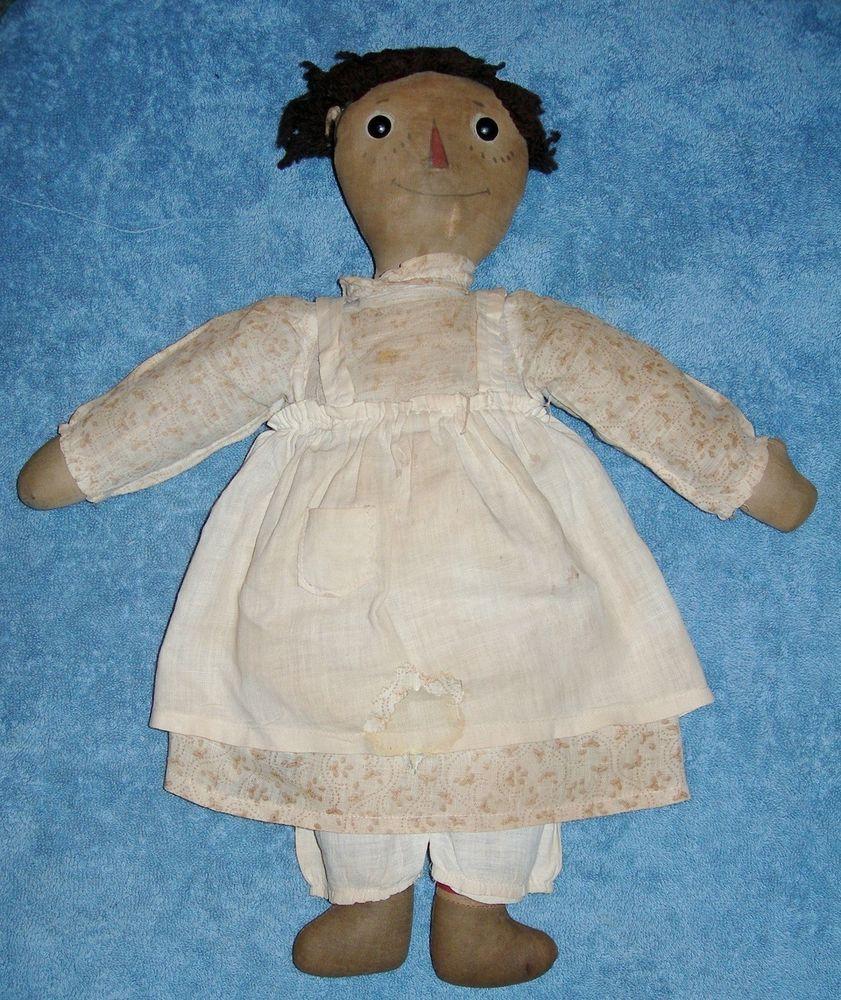 Rare 1918 Raggedy Ann Doll Gruelle Volland 16 Raggedy Ann Doll Raggedy Ann Raggedy