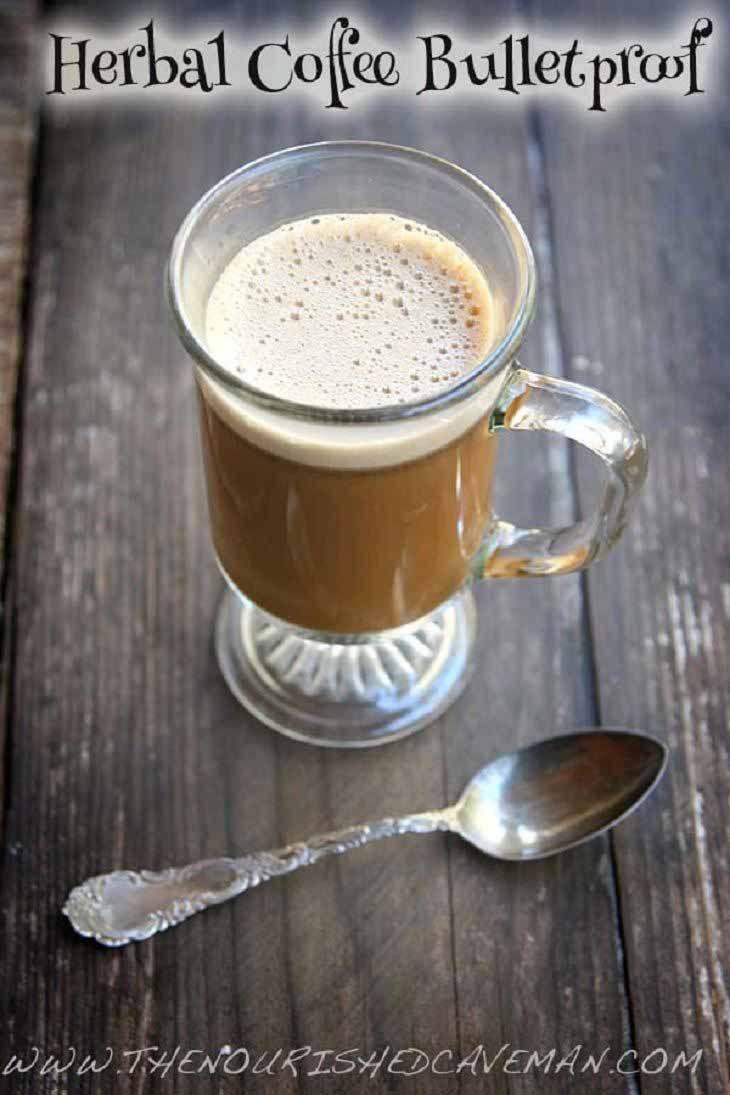 cold brew bulletproof coffee keto
