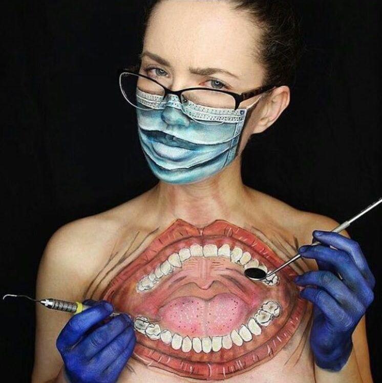 Зубные техники смешные картинки