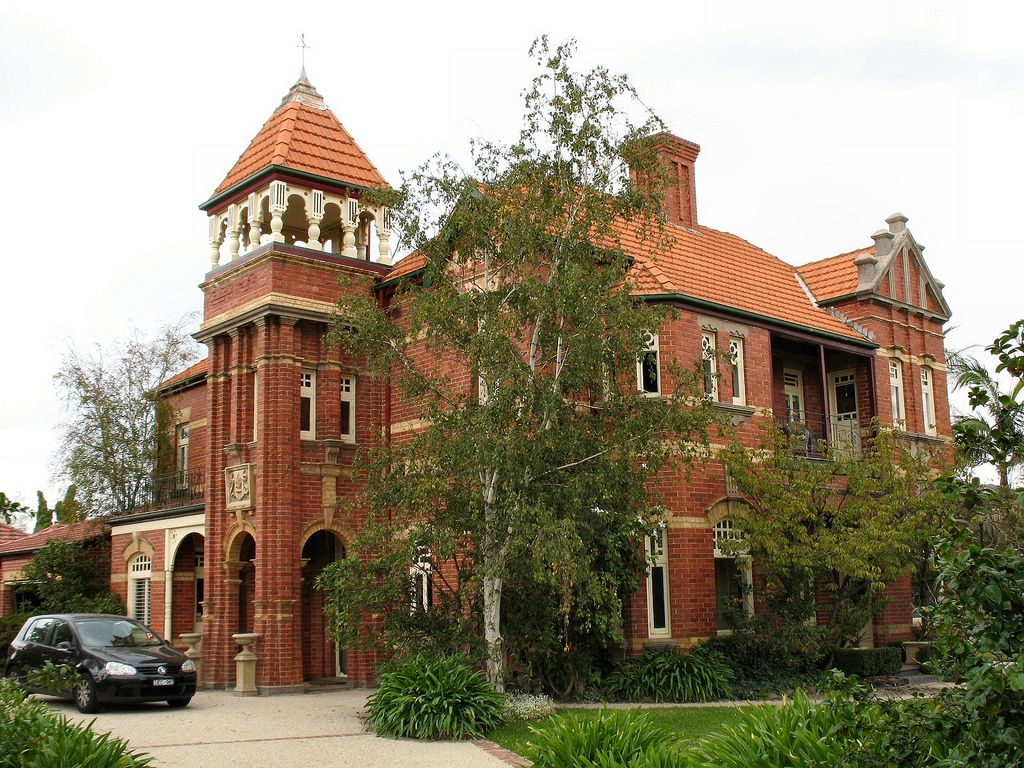 grand and beautifully detailed victorian era mansion in grand and beautifully detailed victorian era mansion in melbourne s affluent bayside suburb of brighton
